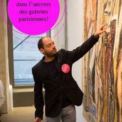 Une plongée dans l'univers des galeries parisiennes - Belleville