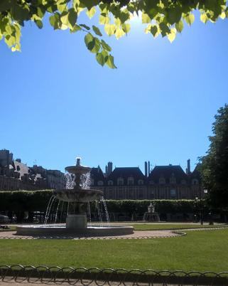 Visite du Marais - Entre cours et jardins