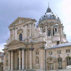 L'église du Val de Grâce