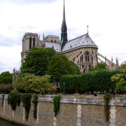 L'île de la Cité : berceau de Paris