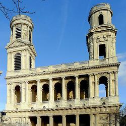 Découvrir les grandes églises parisiennes : Saint-Sulpice