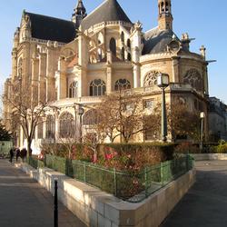 Découvrir les grandes églises parisiennes : Saint-Eustache