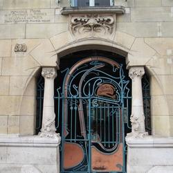 Art Nouveau et Art Moderne, une balade architecturale dans le 16ème arrondissement