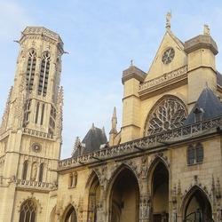 Découvrir les grandes églises parisiennes : Saint-Germain l'Auxerrois