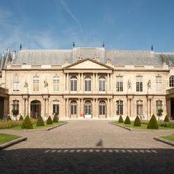 Visite du Marais - Les hôtels particuliers, entre cours et jardins