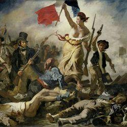 Delacroix (1798 - 1863)