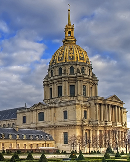 Show action les invalides 3bd