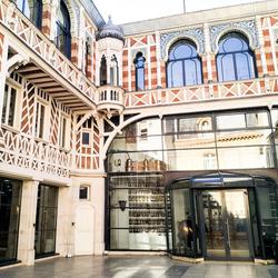 Un  hôtel particulier sur la plaine Monceau : l'hôtel Menier