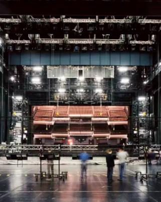 Les coulisses de l'Opéra Bastille