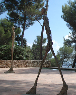 Show action giacometti fondation maeght
