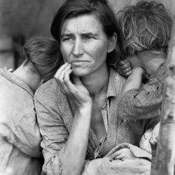 Dorothea Lange, politiques du visible - visite guidée