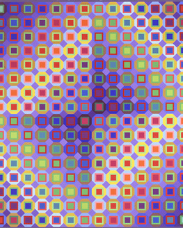 Show action victor vasarely