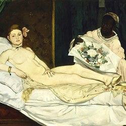 Le modèle noir de Géricault à Matisse - visite guidée