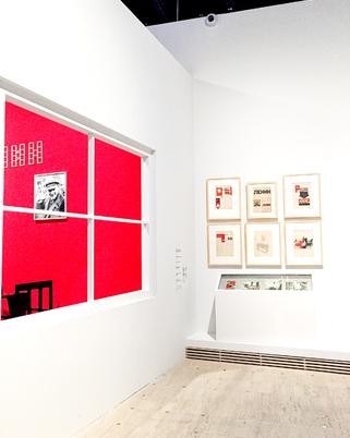 Rouge, l'art au pays des soviets
