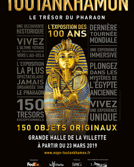Show action king tut 1 pagebd