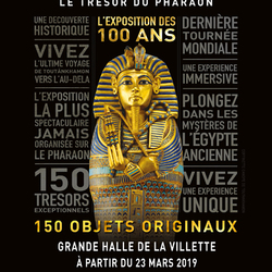 Toutânkhamon, Les Trésors du Pharaon