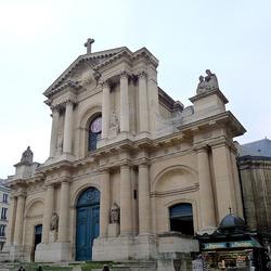 Redécouvrir les grandes églises parisiennes : l'église Saint-Roch