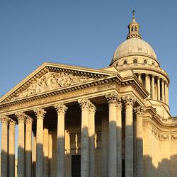 Le Panthéon - avec parties hautes
