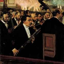 Degas à l'Opéra - visite guidée