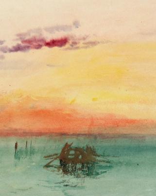 Turner - peintures et aquarelles de la Tate