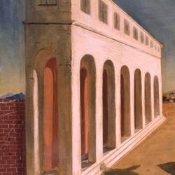 Giorgio de Chirico. La peinture métaphysique.