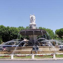 Eaux et Fontaines - Aix-en-Provence
