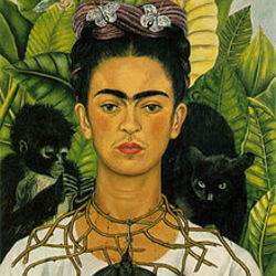 Chaîne Youtube > L'art à l'écoute. Frida Kahlo