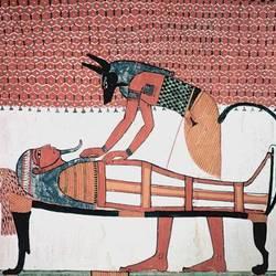 Cours en ligne > L'Egypte Antique. Devenir Osiris : les pratiques funéraires dans l'Egypte ancienne