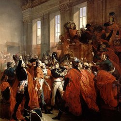 """Cours en ligne > De la révolution à la troisième République, histoire politique et culturelle. Le Directoire : quand la """"République des meilleurs"""" ouvrait la voie à Bonaparte."""