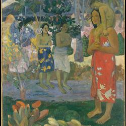 Chaîne Youtube > L'art à l'écoute. Paul Gauguin