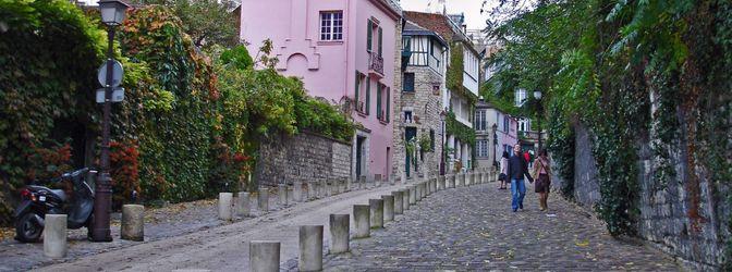 Teaser montmartre street