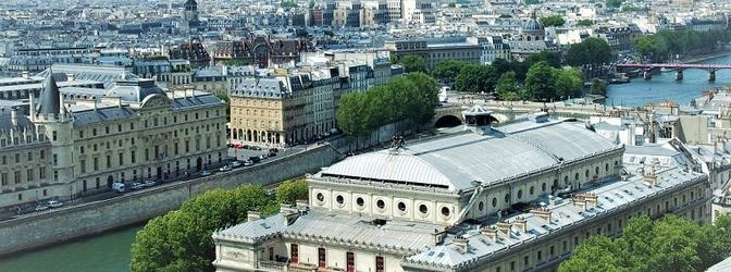 Teaser copyright des mots et des arts. vue paris