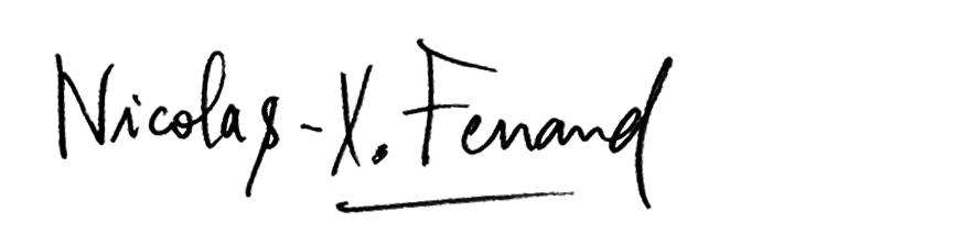 Signature nicolas